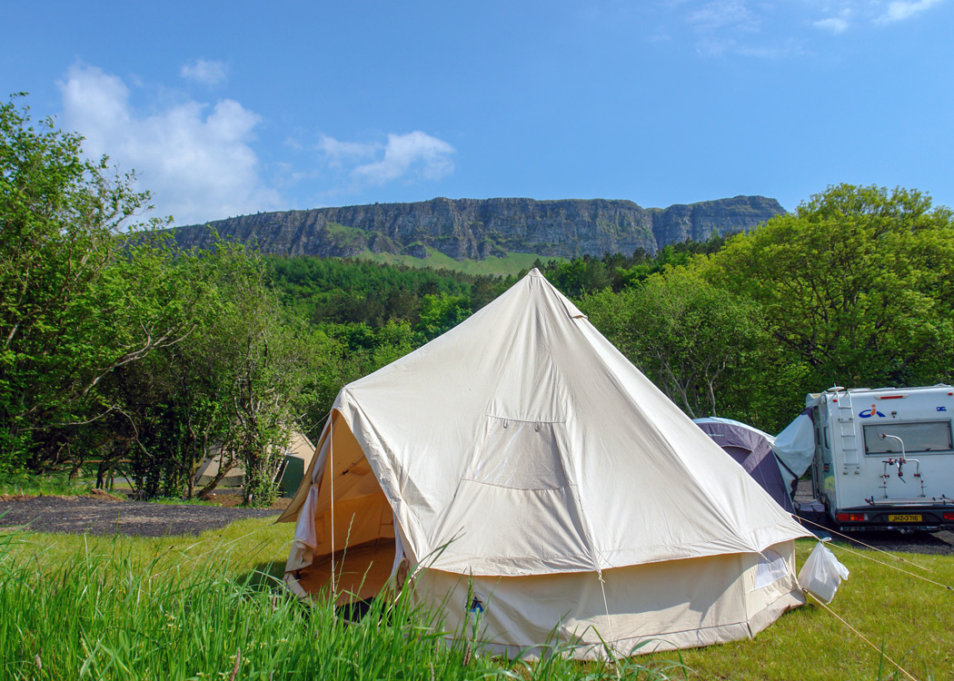 Campsites in Londonderry