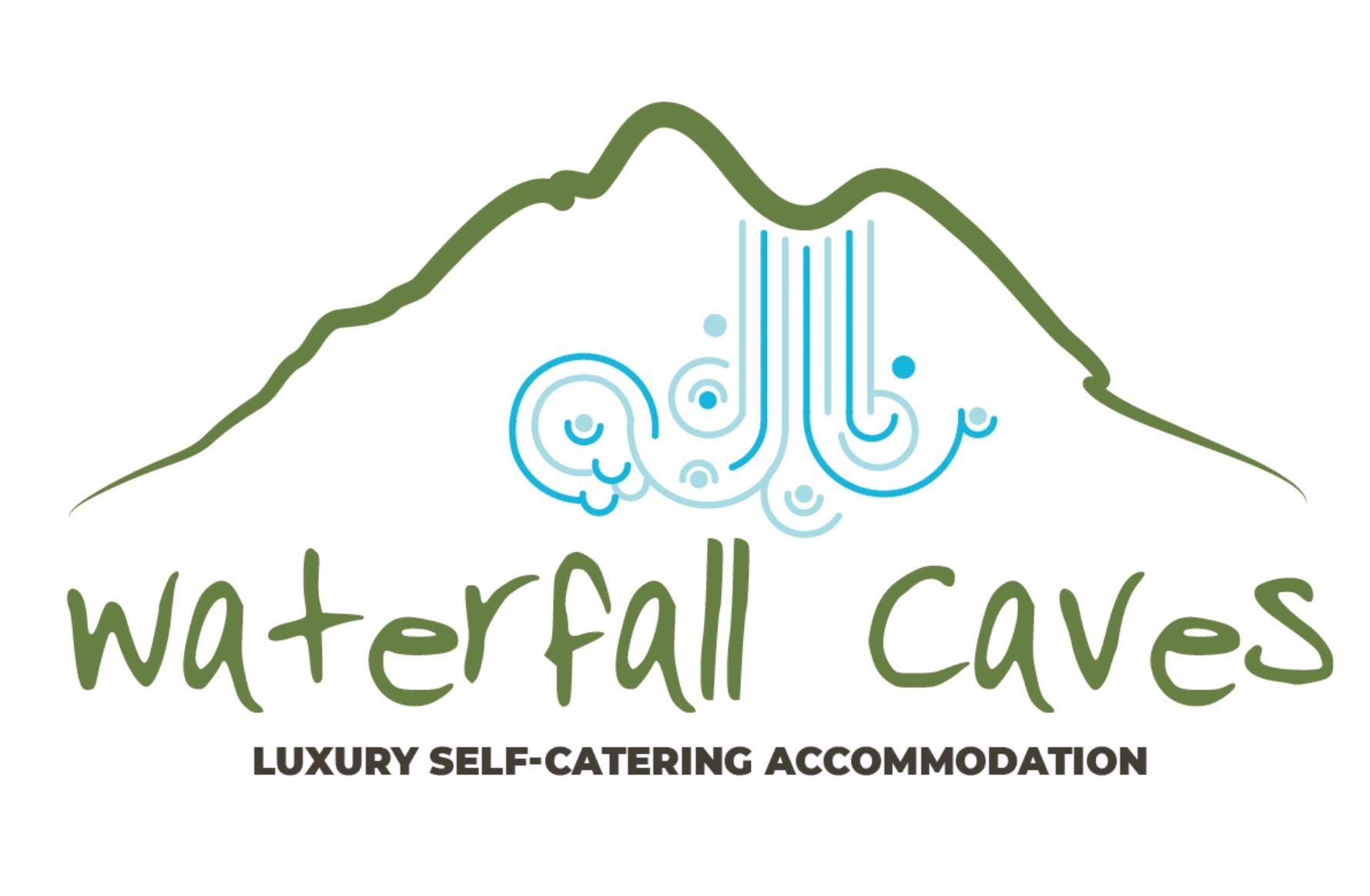 Waterfall Caves Logo